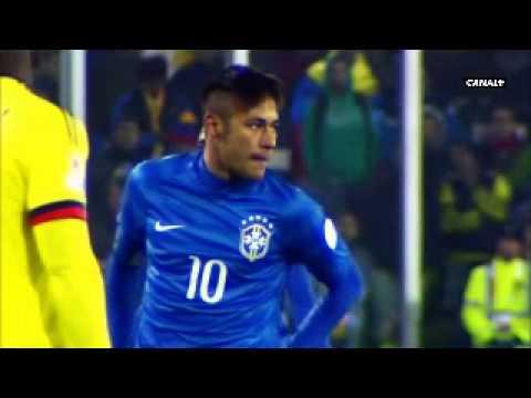 """Neymar insulta a Zúñiga: """"Muchas gracias, luego me llamas para pedir perdón, hijo de...''"""