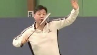 杀球技巧(七)正确的步伐 Badminton Smash Skills 7-Footwork