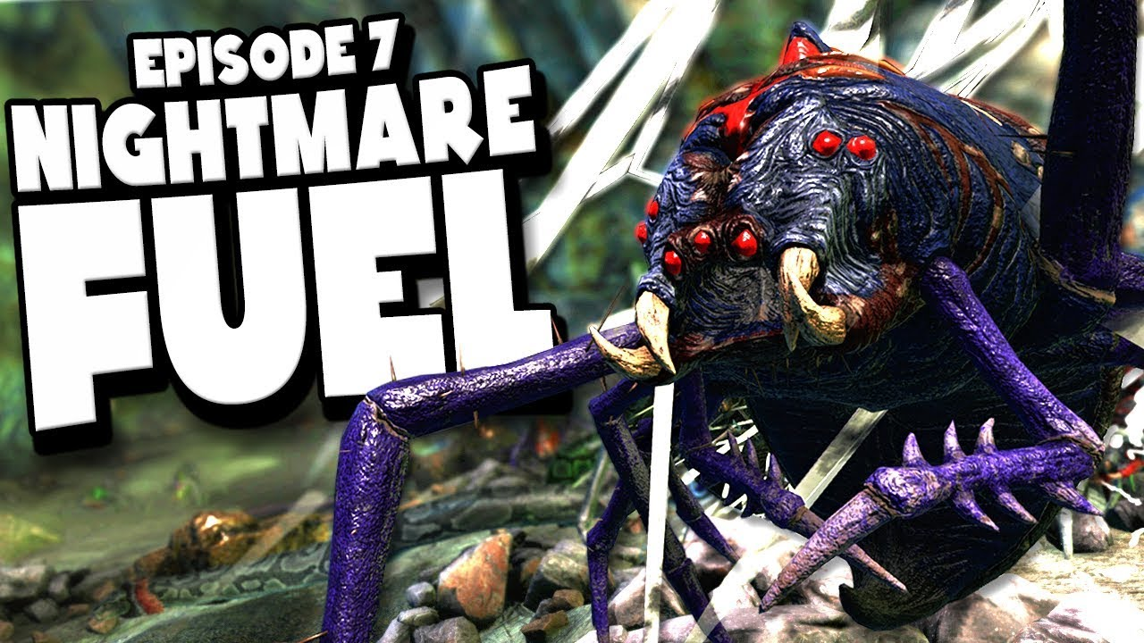 Download NIGHTMARE FUEL in CRITTER CAVE - ARK: Survival Evolved ASCENSION Ep #7