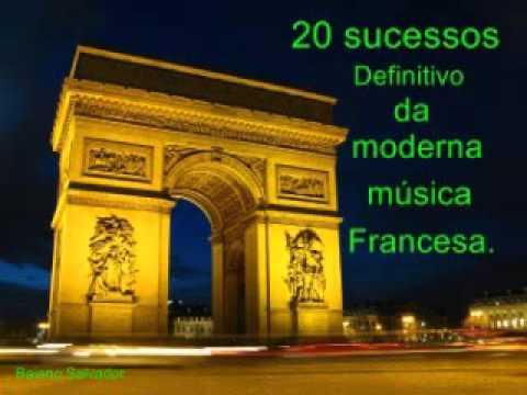 20 sucessos da música Francesa