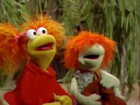 fraggle rock you cant do that without a hat
