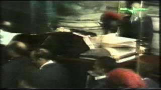 Rito della traslazione della salma di papa Giovanni Paolo I Albino Luciani Ottobre 1978 RARISSIMO
