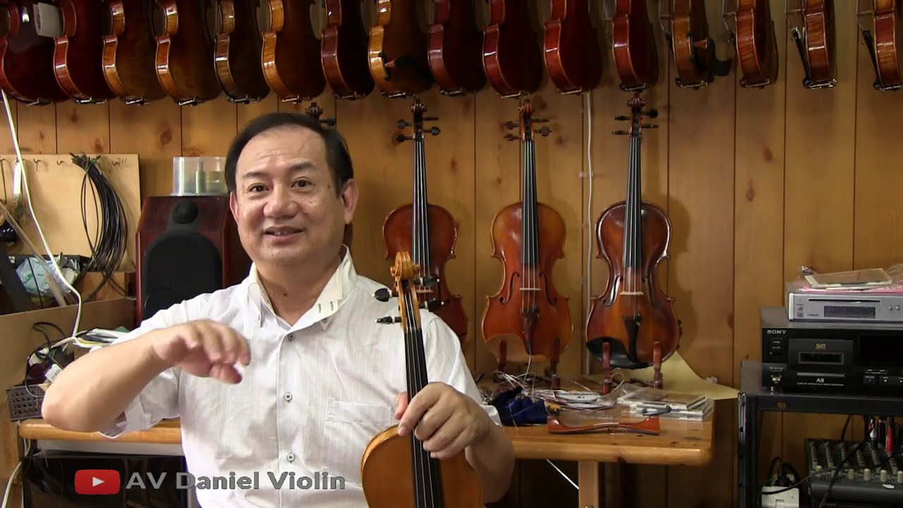How to Choose Your Violin Bow 如何選擇小提琴弓バイオリンの弓の選び方
