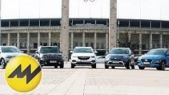 Kompakt SUV: Macht der Trend wirklich glücklich? | Motorvision