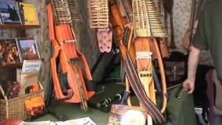 Musiques traditionnelles à Saint Chartier ( Château d