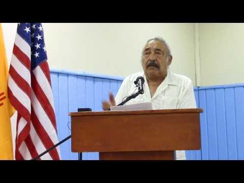 Vigil & Dominguez Family History  - Cirpriano Vigil