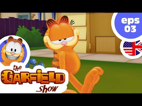 The Garfield Show Ep03 Perfect Pizza Youtube