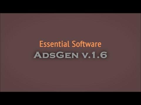 🌟 Парсинг объявлений конкурентов   AdsGen - генератор объявлений Директ и AdWords