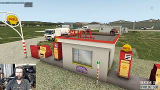 New ORBX EGHR Chichester / Goodwood Airport Livestream Recorded