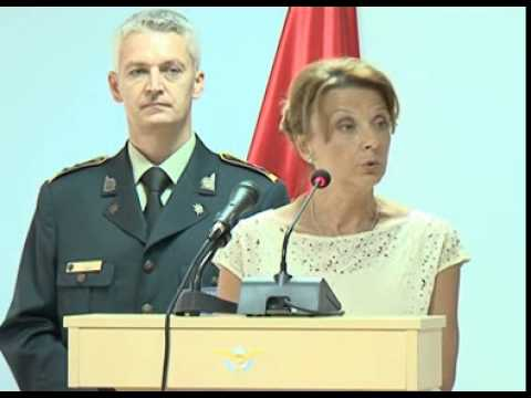 Address by the Minister of Defense of Montenegro Prof. Dr .Milica Pejanović-Đurišić