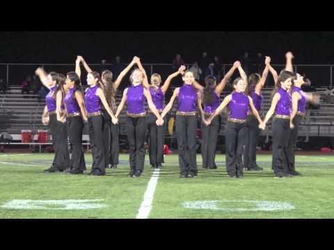 CLARKSTOWN NORTH   CHEERLEARDERS  DANCE TEAM 2015