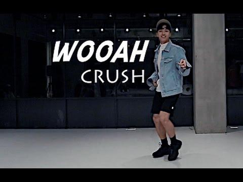 WOOAH - CRUSH / JUNSUN YOO CHOREOGRAPHY