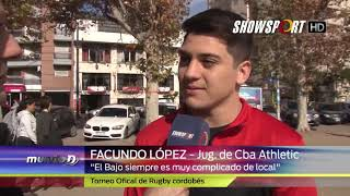 RUGBY   ATHLETIC NOTA LOPEZ
