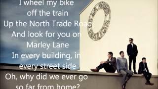 Keane - Sovereign Light Café with Lyrics !!!!!