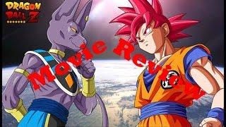 DBZ Battle of Gods Full Movie Review