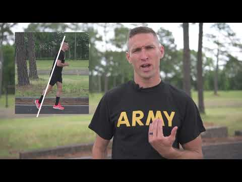 The Army Combat Fitness Test - 2-Mile Run