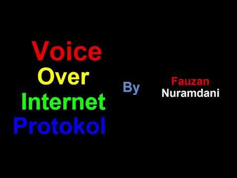 Voice Over Internet Protocol 2