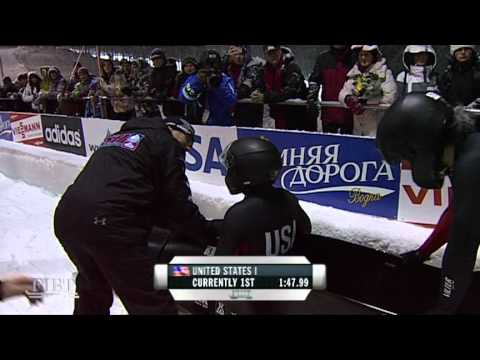 2010 Whistler World Cup Womens Bobsleigh