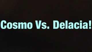 RHG battle #1: Delacia Vs Cosmo (Silver's Part)