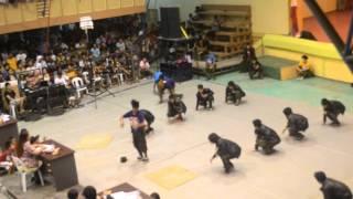 Replicant Dancers at Lutopan Recreation Center