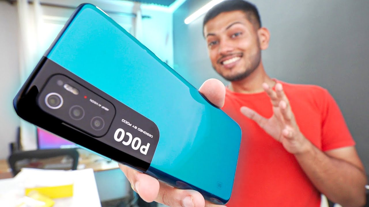 POCO M3 PRO 5G Unboxing and Quick Look - Cheapest 5G !