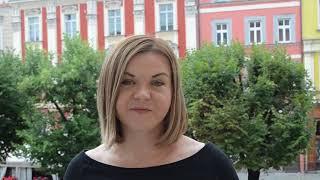 """Gambar cover Anna Rudnicka o akcji """"Lato na podwórku"""""""