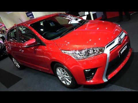 พาชม 2017 Toyota Yaris 1.2 G ภายนอก ภายใน