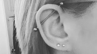 What You NEED To Know Before Getting An Industrial Piercing! (What they don't tell you!)