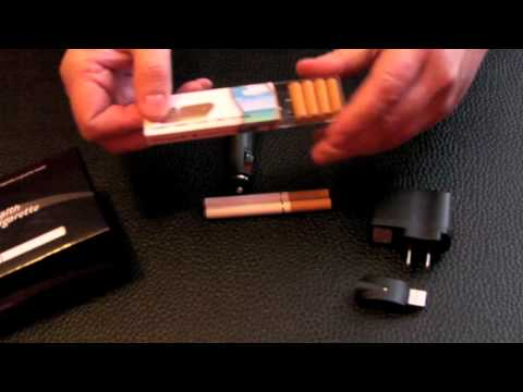 "electronic E-Cigarette ""e-health"" - quit smoking now! reviewed"