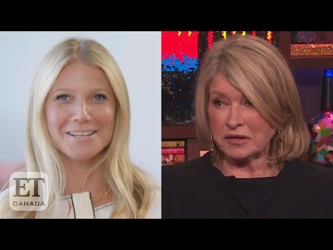 Martha Stewart Reacts To Gwyneth Paltrow's Vagina Candle