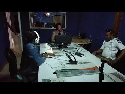 Studio da Radio Angola