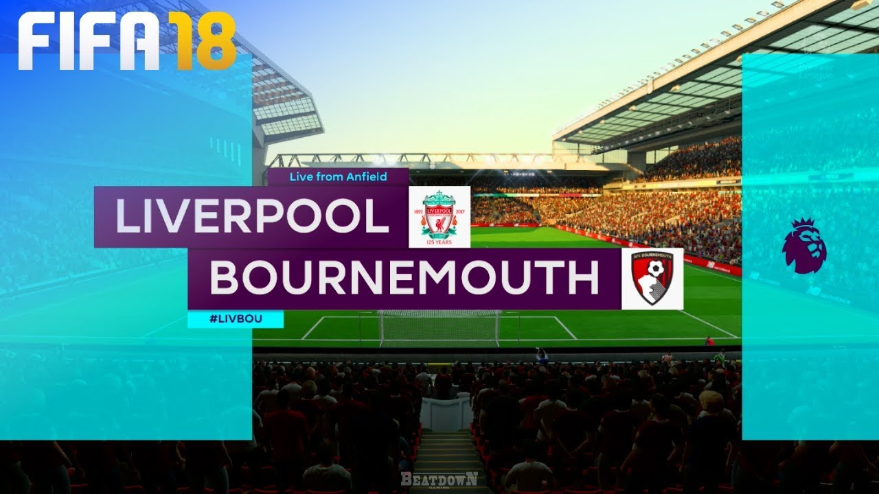 Liverpool Vs Bournemouth Totalsportek: Liverpool Vs. AFC Bournemouth @ Anfield