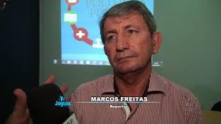 Marcos Coelho sobre o debate de Politicas Públicas no NIT/CVT de Limoeiro do Norte