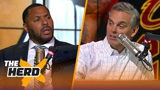 Eddie House on the pros/cons of NBA 'superteams,' factors in LeBron's next move | NBA | THE HERD