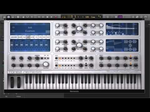 Tone 2 Nemesis: neoFM Synthesis