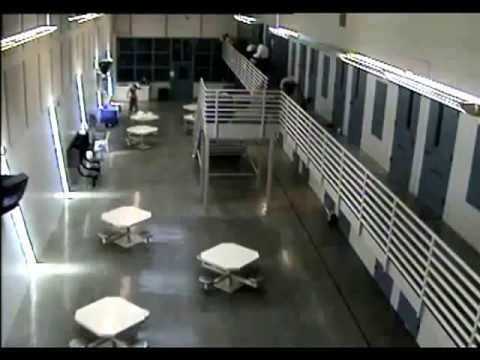 Inmate Fight- Corrections Corporation of America's Idaho Correctional Center