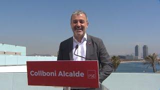 """Collboni critica que el Govern regule el alquiler """"a tres días de las elecciones"""""""