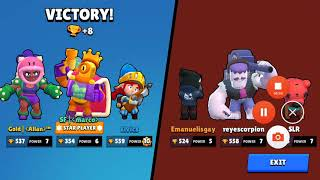Brawl Ball con rico