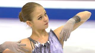 Бронзовый призер Чемпионатов мира и Европы Александра Трусова ушла из Академии Евгения Плющенко