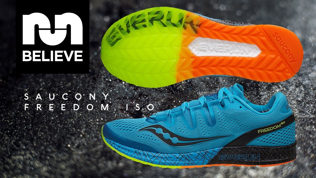 Saucony Freedom ISO Review | Running Shoes Guru