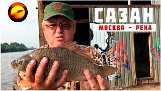 Сазан и лещ на фидер / Рыбалка на Москва-реке / Выбор лески и крючка / Рыбалка в Братеево
