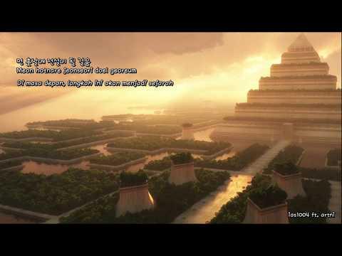 EXO-K - EL DORADO [Lyrics Hangul/Romanization/Bahasa Indonesia]
