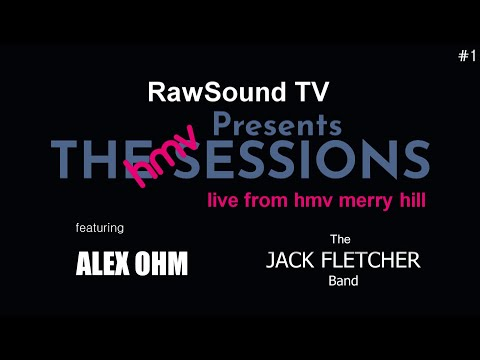The HMV Sessions - #1 - Live In-store Performances - RawSound TV