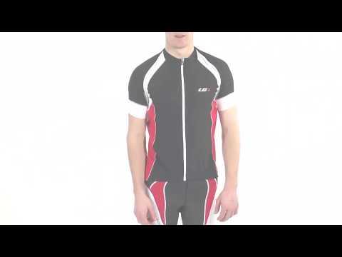 Louis Garneau Men's Lemmon Vent Cycling Jersey | SwimOutlet.com