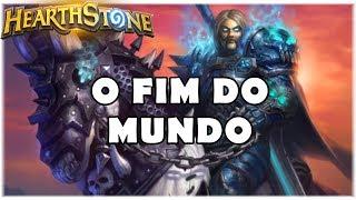 HEARTHSTONE - O FIM DO MUNDO! (STANDARD OTK PALADIN)