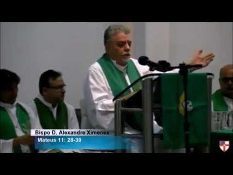 Não esqueça! Deus trabalha por você - Bispo D. Alexandre Ximenes