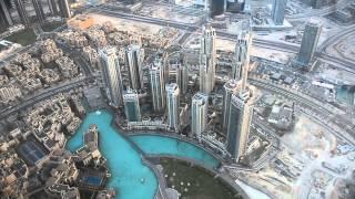 Dubai Armani Lounge Burj Khalifa 2014