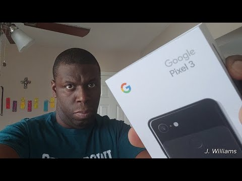 Google Pixel 3 | Unboxing & First Impressions