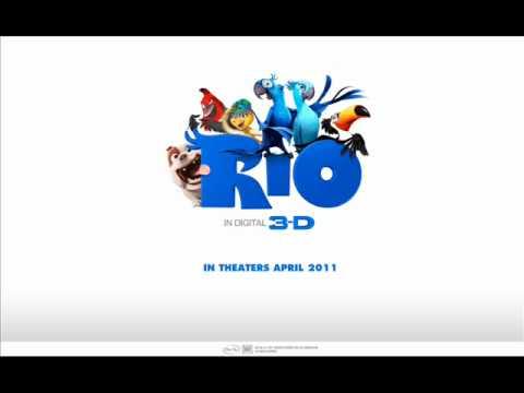 Rio Soundtrack- 11 Sapo Cai
