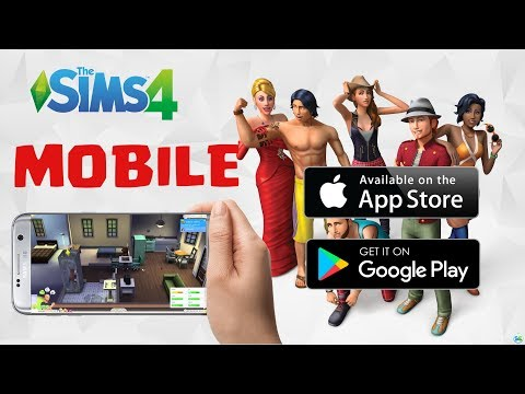 The Sims 4 Android & IOS (The Sims 4 Mobile With Gameplay)